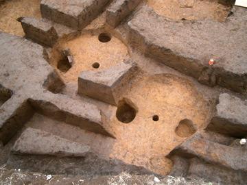 浅間下遺跡:小竪穴状遺構