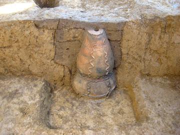 高麗石器時代住居跡遺跡:調査の様子