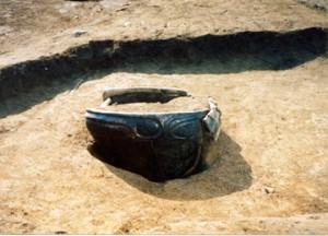 神ノ木2遺跡:第7号住の埋甕