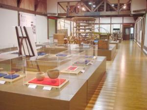 展示室風景
