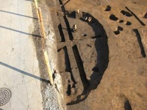中道・中道下遺跡:弥生時代の竪穴住居跡