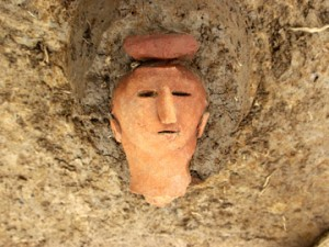 反町遺跡:人物埴輪
