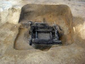 皿沼西遺跡:奈良時代の井戸跡