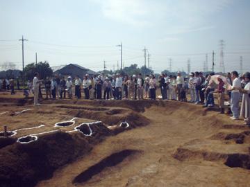 古墳時代の方形周溝墓
