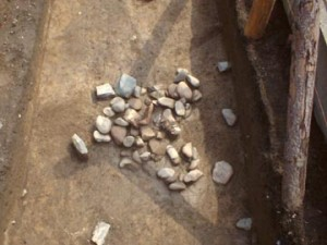 宮沢遺跡:第2号集石