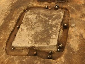 大木戸遺跡第13地点:第3号方形周溝墓