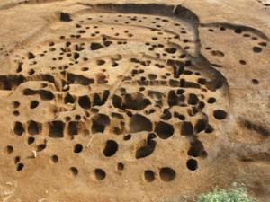 大木戸遺跡第13地点:縄文時代後期の住居跡群