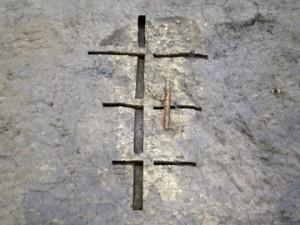 埋葬施設(粘土槨)