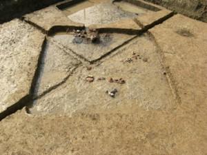 城敷遺跡:第112号住居跡