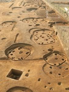 諏訪野遺跡:縄文時代の集落