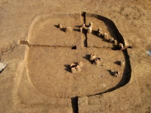 天神台東遺跡:弥生時代後期初頭の住居跡